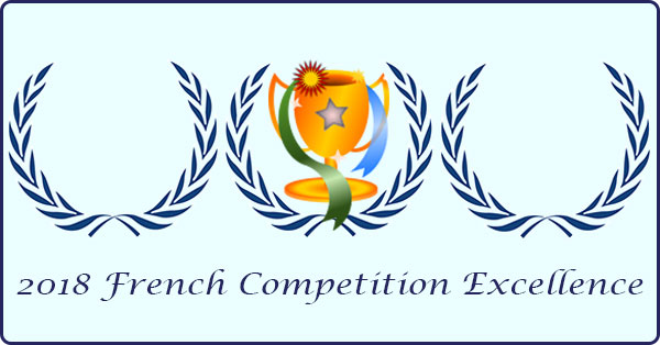 2018 French Competition Excellence