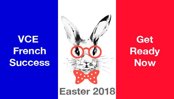 Intensive Easter VCE French workshop